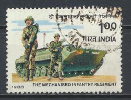 °°° INDIA - Y&T N° 960 - 1988 °°° - India