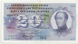 Suisse 20 Francs 1967 - Svizzera