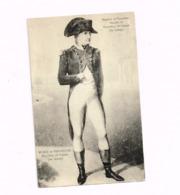 Napoléon,1er Consul.Expédié De Versailles à Malines (Belgique) - Personajes Históricos