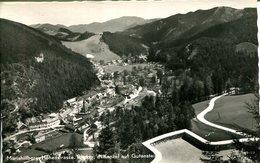 007554  Mariahilfberg Höhenstrasse - Blick V. D. Kanzel Auf Gutenstein - Gutenstein