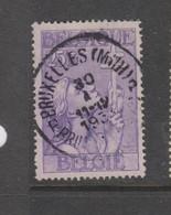 COB 378 Oblitération Centrale BRUXELLES (Midi) - Belgique