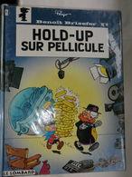 Bd - Benoît Brisefer - Hold-up Sur Pellicule - 1993 - - Benoît Brisefer