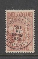 COB 379 Oblitération Centrale BRUXELLES 12 - Belgique