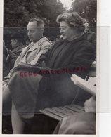 87 - LIMOGES- CHARLES ROUMAGNAC GRAND SERVITEUR DE L' ETAT-VINCENT AURIOL-RENE COTY-RARE PHOTO ORIGINALE -GAY LUSSAC - Profesiones