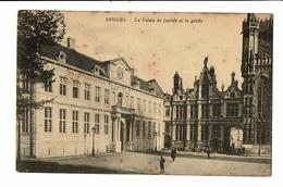 CPA - Carte Postale -Belgique- Brugge - Palais De Justice Et Greffe -VM1670 - Brugge
