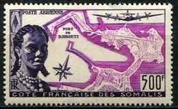 Somalie, PA N° 25** Y Et T - Côte Française Des Somalis (1894-1967)