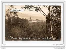 6378 AK/PC/CARTE PHOTO/901/SOUTH AFRICA/MATERNITY HOME SANATORIUM/MARITZBURG/TTB - Sud Africa