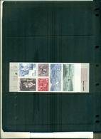 SUEDE LES VOYAGES DE LINNE 1 CARNET DE 6 TIMBRES NEUF A PARTIR DE 0.60 EUROS - 1951-80