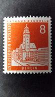 Deutschland Berlin 187 **/mnh, Rathaus Neukölln - Unused Stamps