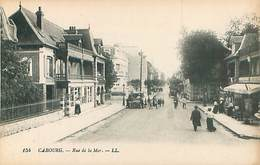 14  Cabourg - Rue De La Mer    K 650 - Cabourg