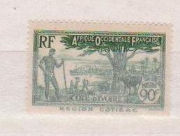 COTE D'IVOIRE                N° YVERT  :   156     NEUF SANS GOMME        ( SG     1/21  ) - Côte-d'Ivoire (1892-1944)