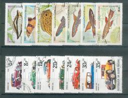 GUINEE-BISSAU ; 1983-1984 ; Y&T N° Entre 245 Et 265 ; Lot : 06 ; Oblitéré - Guinée-Bissau