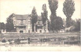 FR94 LA VARENNE SAINT HILAIRE - ELD 114 - Bords De Marne - Quai Champignol - Champiny - Belle - Otros Municipios