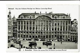 CPA - Carte Postale -Belgique- Bruxelles-Maison Des Anciens Ducs De Brabant -VM1671 - Monuments, édifices