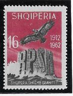 Albanie N°603 - Oiseaux - Neuf ** Sans Charnière - TB - Albania