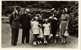 CPA La Famille Royale DUTCH ROYALTY (826705) - Familles Royales