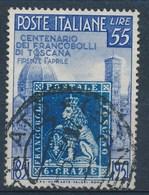 ITALIA - Mi Nr 827 - Gest./obl. - Cote 45,00 € - 6. 1946-.. Republik