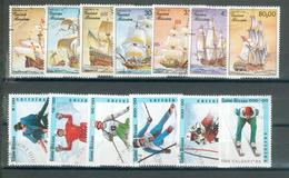 GUINEE-BISSAU ; 1985-1988 ; Y&T N° Entre 368 Et 423 ; Lot : 08 ; Oblitéré - Guinée-Bissau