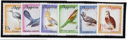Albanie N°797/802 - Oiseaux - Neuf ** Sans Charnière - TB - Albania