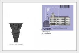 Slovenië / Slovenia - Postfris/MNH - FDC Sheet Architectuur 2019 - Slovenië