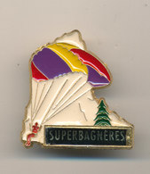 SUPERBAGNERES - Parachutting