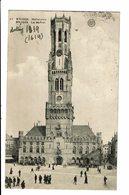 CPA - Carte Postale -Belgique- Brugge- Halletoren-1922  VM1675 - Brugge