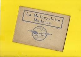 """Catalogue 1914 Motocyclettes """"ALCYON"""" 32 Pages + Couverture 13 X 18 Cm Env. - Motos"""