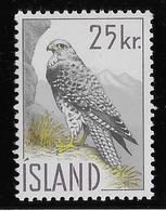 Islande N°298 - Oiseaux - Neuf ** Sans Charnière - TB - 1944-... Republique