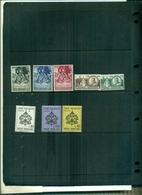 VATICAN NOEL 59-SAINT CASIMIR-SIEGE VACANTE 63 8 VAL NEUFS A PARTIR DE 0.60 EUROS - Vatican