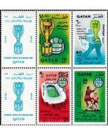 Ref. 4669 * MNH * - QATAR. 1966. FOOTBALL WORLD CUP. ENGLAND-66 . COPA DEL MUNDO DE FUTBOL. INGLATERRA-66 - Qatar