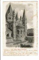 CPA - Carte Postale -Belgique-Spa - Eglise Catholique-1901 VM1676 - Spa