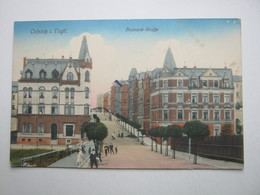OELSNITZ, Schöne Karte Um 1917 - Oelsnitz I. Vogtl.