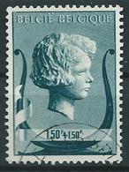België OBP Nr: 534 Gestempeld / Oblitéré  - Buste Van Prins Albert - Muziekstichting Koningin Elisabeth - Belgique