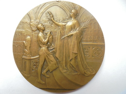 BRUXELLES-EXPO 1910- 128 GRAMMES-70 Mm - Professionnels / De Société