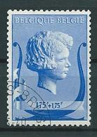 België OBP Nr: 535 Gestempeld / Oblitéré  - Buste Van Prins Albert - Muziekstichting Koningin Elisabeth - Belgique