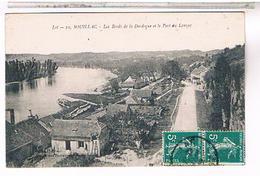 46    SOUILLAC BORDS DE LA DORDOGNE PORT DU LANZAC..1918.........LOT207 ...... - Souillac