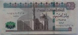 EGYPT - 100 POUND BANKNOTE - 2018-  Tarek Amer  About UNC - Egypt