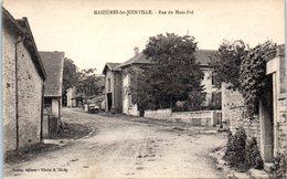 52 - MAIZIERES Les JOINVILLE --  Rue Du Haut Pré - Francia