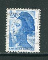 FRANCE- Y&T N°2221- Oblitéré - Francia