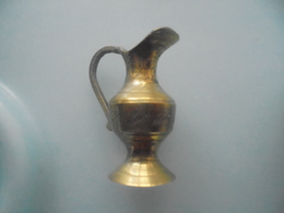 Miniature Petit Pichet En Laiton - Coppers