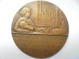 LIEGE(PROV.) COMITES DE SECOURS 1914-19-PAUL VAN HOEGAERDEN- 115 GRAMMES-70 Mm - Professionnels / De Société
