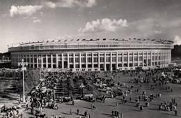 CPSM - MOSCOU - Le Grand Stade V.I.LENINE ... - Stadi