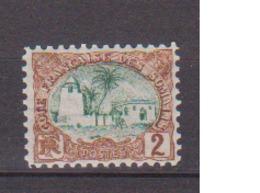 COTE DES SOMALIS                 N° YVERT  :   38   NEUF SANS GOMME        ( SG     1/21  ) - Côte Française Des Somalis (1894-1967)