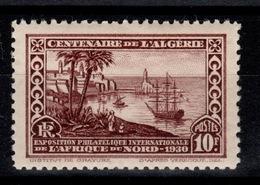 Algerie - YV 100a (dentelè 11) N* Cote 22 Euros - Algérie (1924-1962)