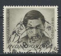°°° INDIA - Y&T N°155 - 1962 °°° - Usati