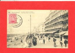 BLANKENBERGE BLANKENBERGHE Cpa Animée Grand Hotel De L ' Océan    Edit Nels - Blankenberge