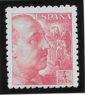 Espagne N°689 - Neuf * Avec Charnière - TB - 1931-50 Unused Stamps