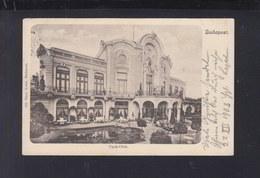 Hungary PPC Budapest Park Club 1903 - Ungarn
