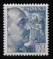 Espagne N°819A - Neuf ** Sans Charnière - TB - 1931-50 Unused Stamps