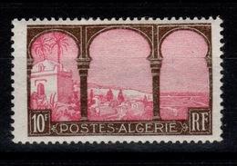 Algerie - YV 84 N* Tres Bien Centré Cote 85 Euros - Algérie (1924-1962)